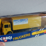 CORGI Man Truck  C1300 Code 3 German Postal delivery wagon